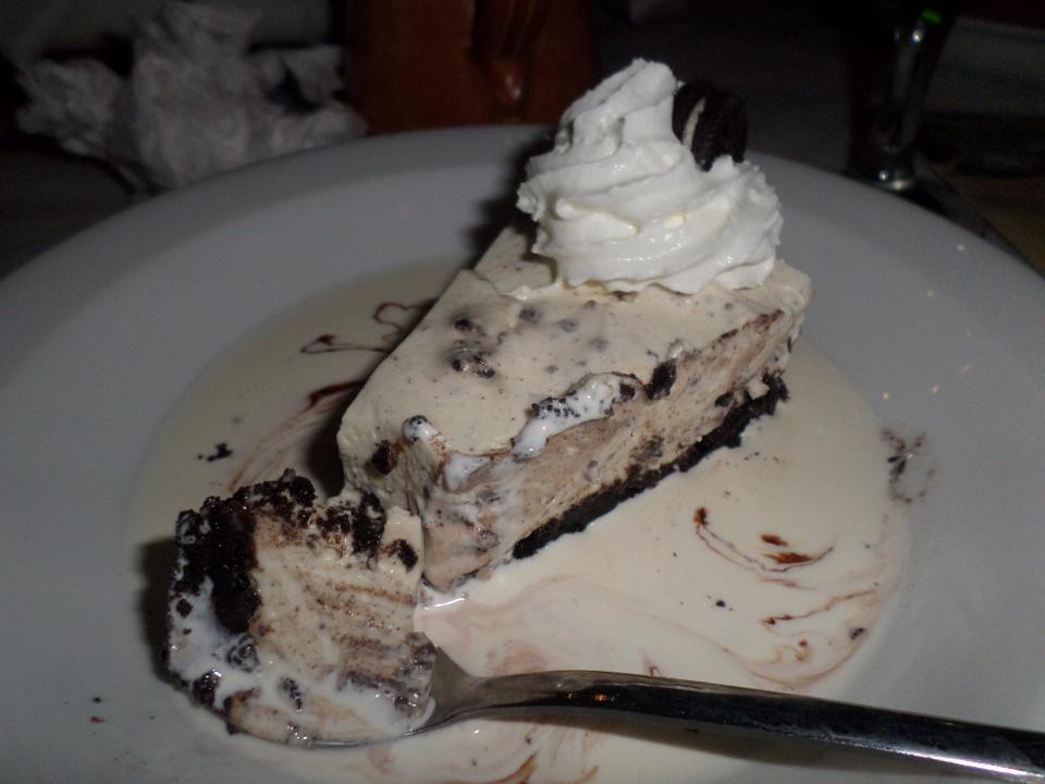 triple ginger cheesecake